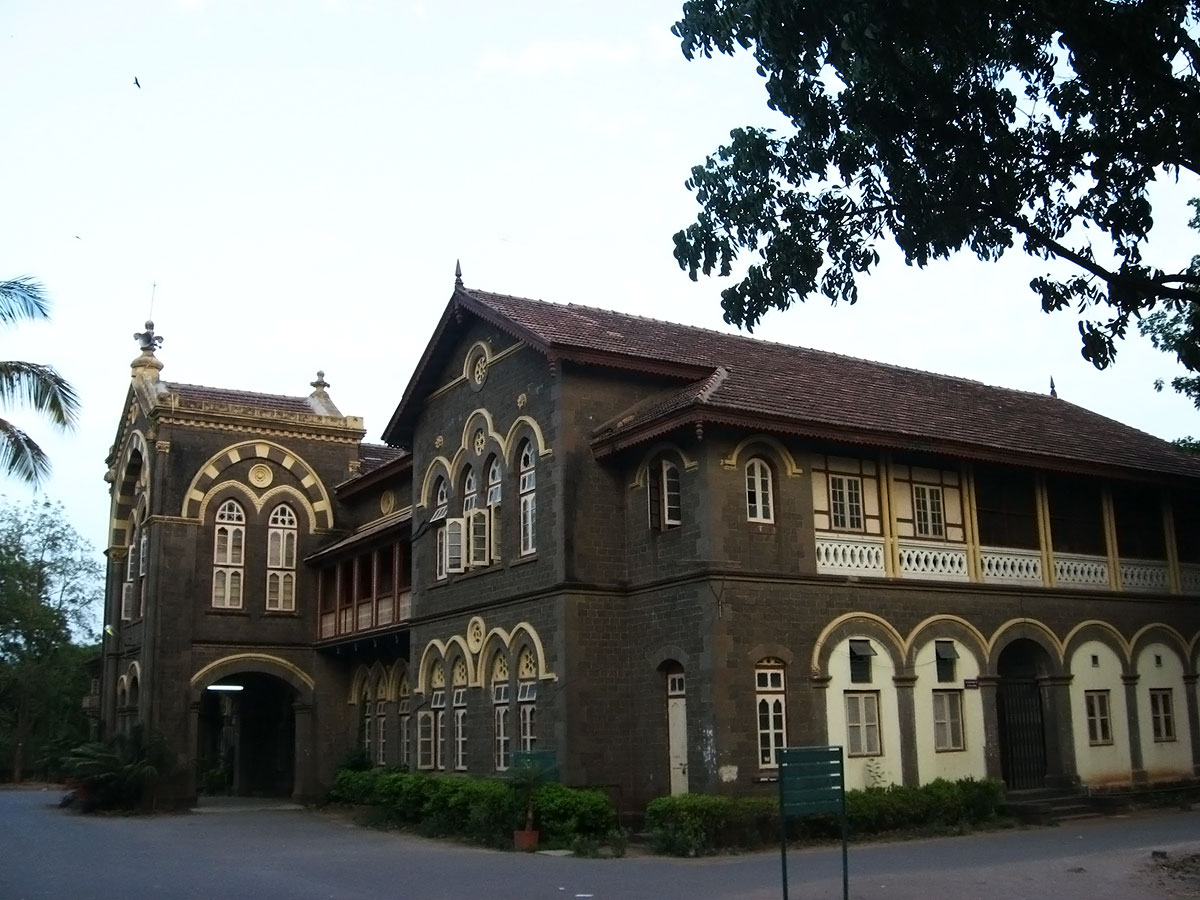 image of Fergusson College