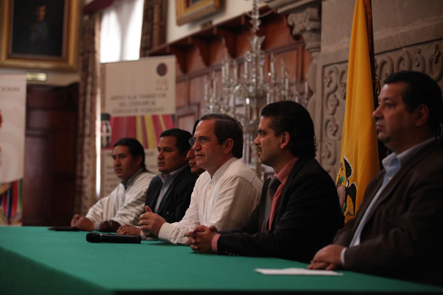 File firma del acuerdo interinstitucional entre el - Ministerio relaciones exteriores ecuador ...