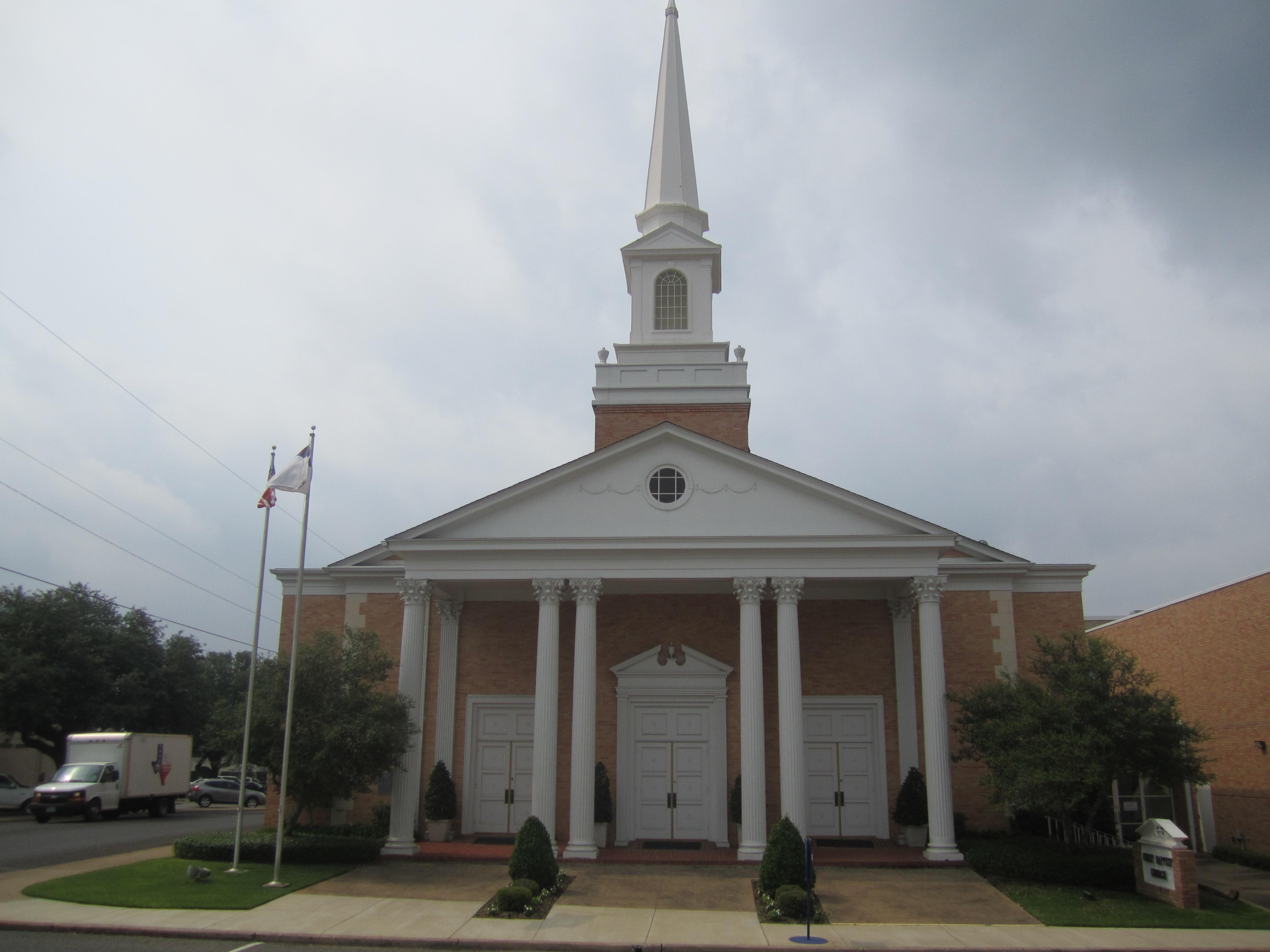 Baptist Churches In Texas