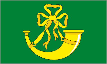 [Huntingdonshire County Flag]