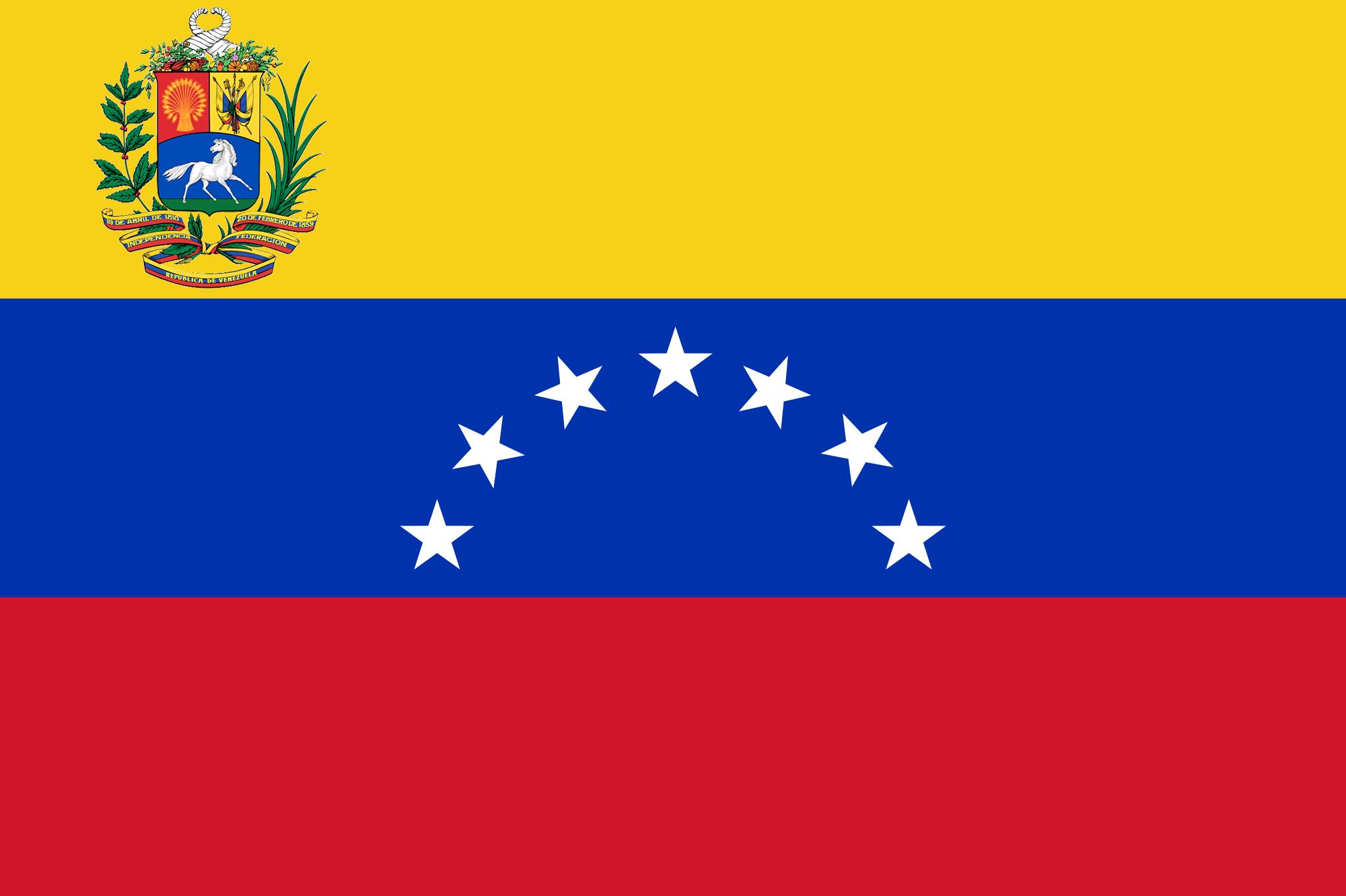 Bandera de Venezuela - Wikiwand
