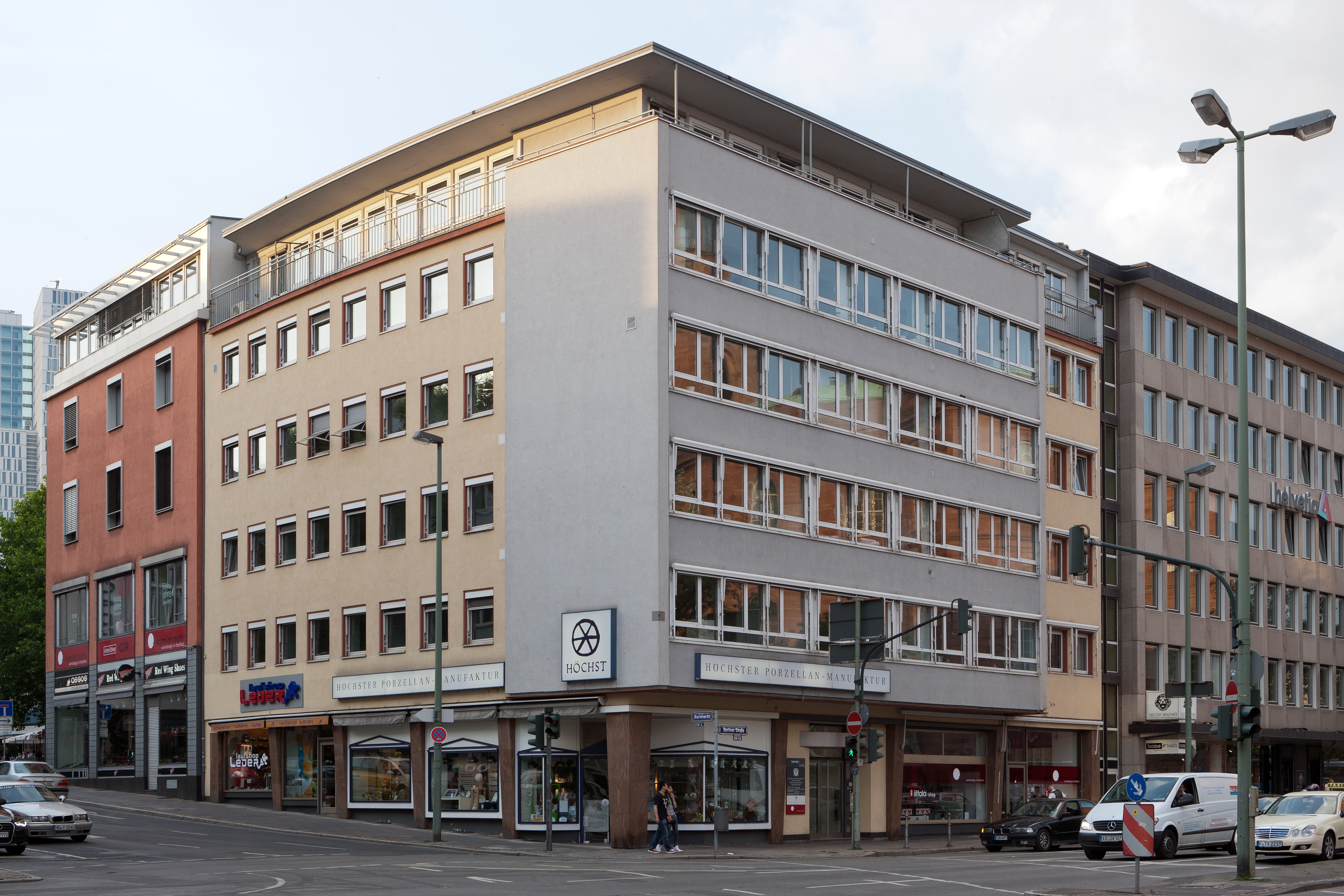 file frankfurt am main berliner strasse 60 kornmarkt 4 von. Black Bedroom Furniture Sets. Home Design Ideas