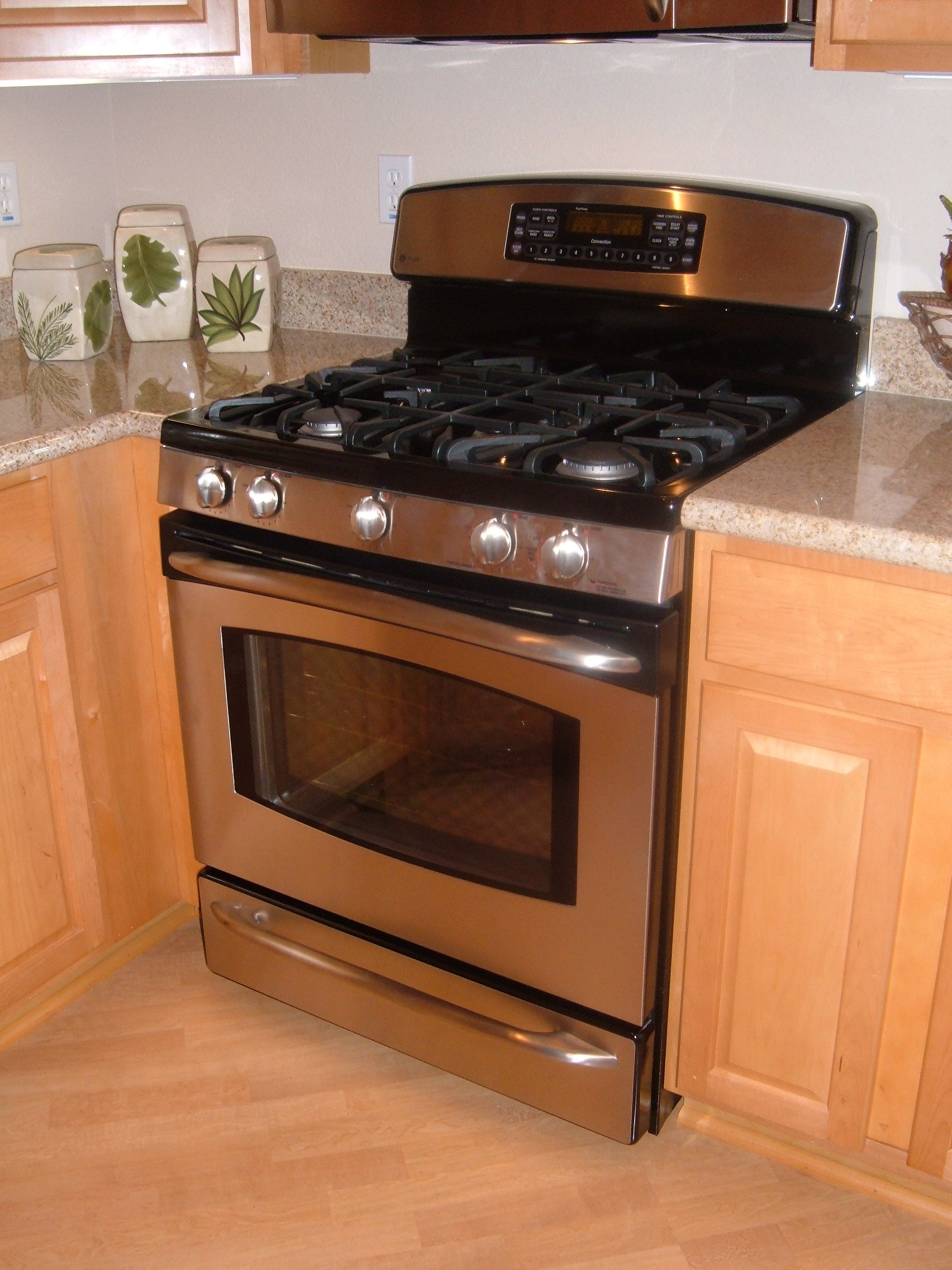 Photos Of Kitchen Islands File Ge Profile Stove Jpg Wikimedia Commons