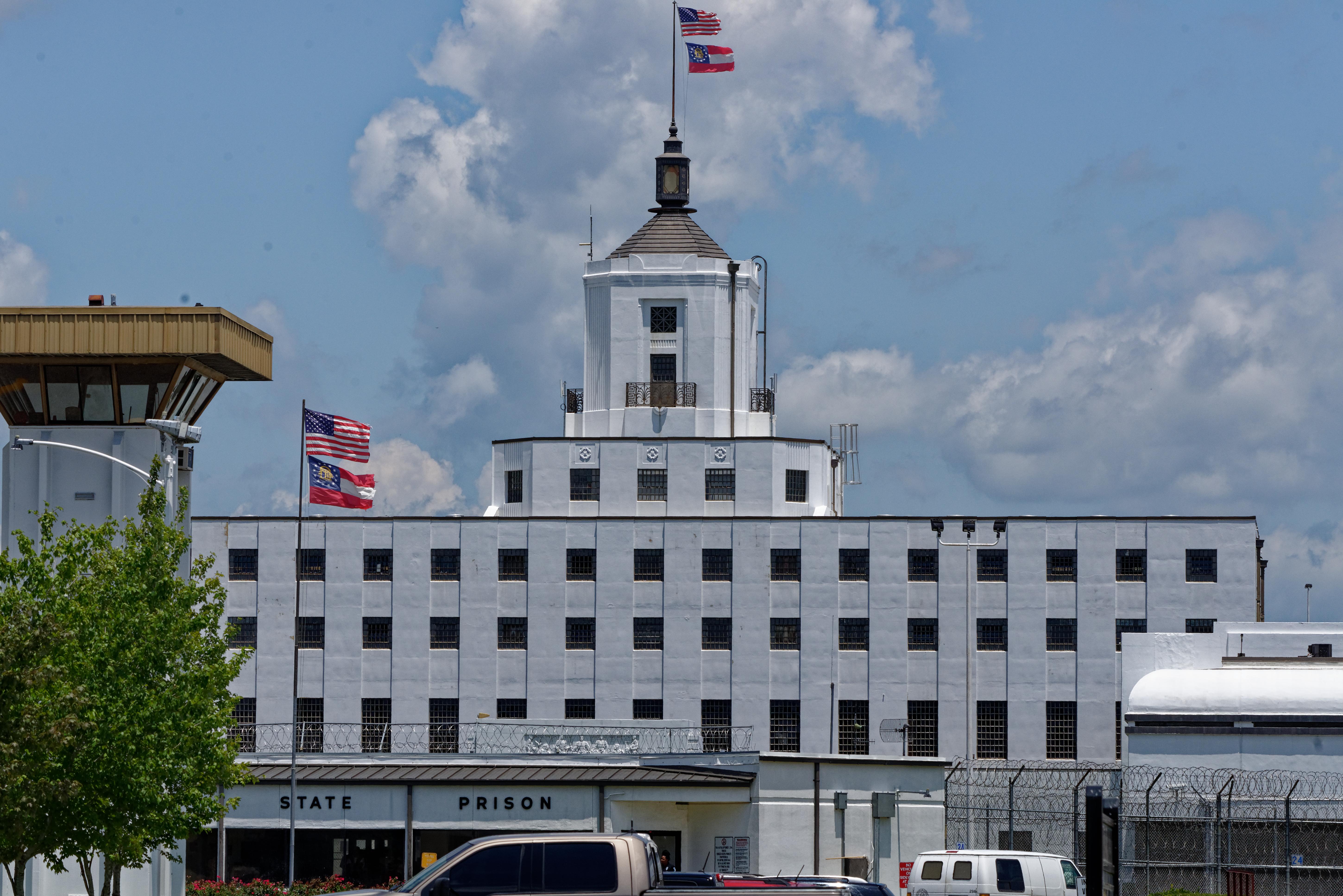 Georgia State Prison - Wikipedia