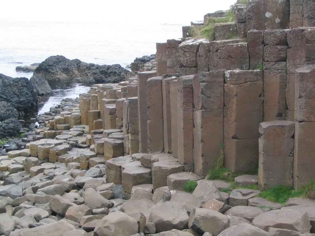 File Giants Causeway In Ireland Jpg Wikipedia