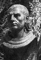 Buste idéalisé de Gonzalo de Berceo