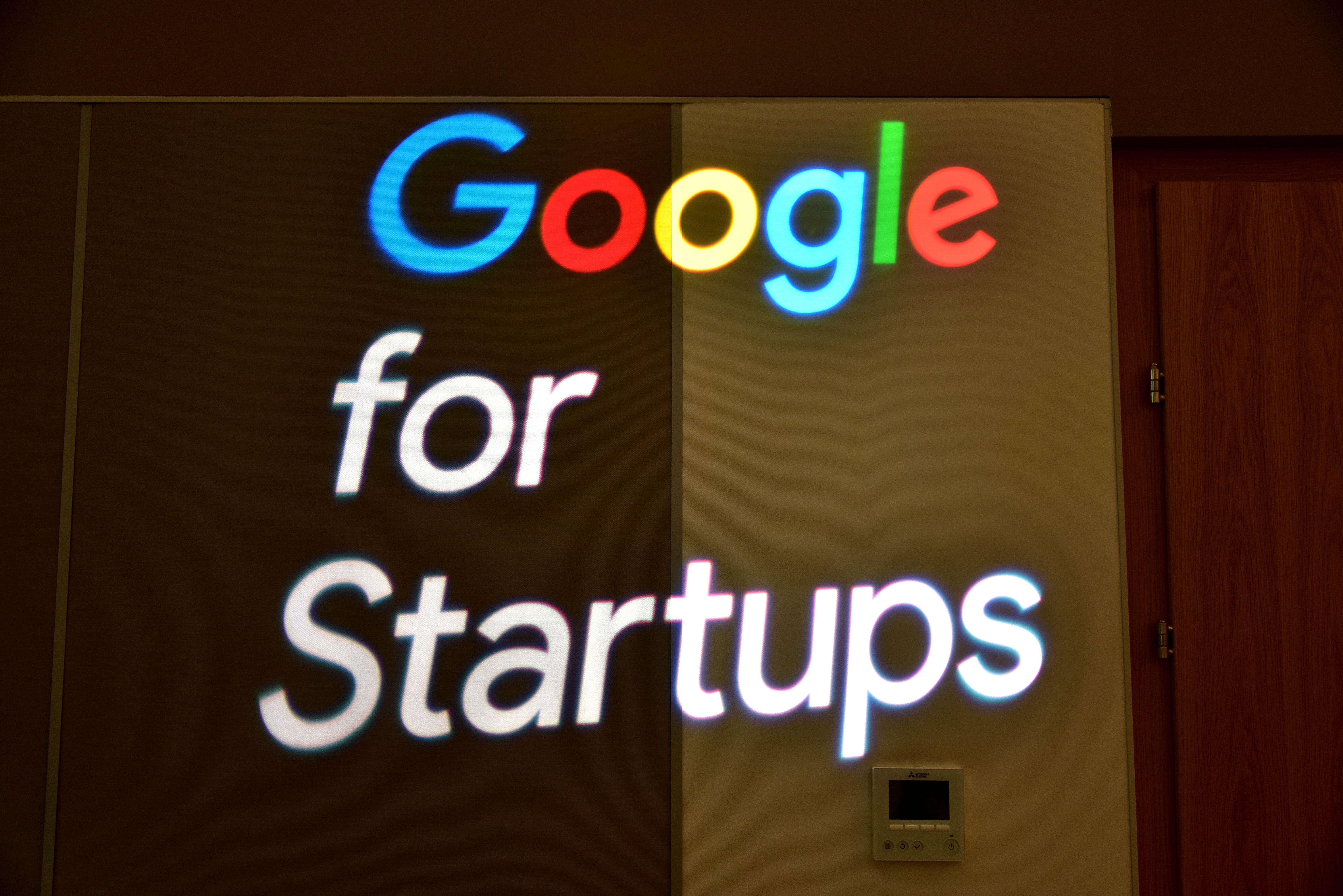 File:Google for Startups Warsaw sign 2019 jpg - Wikimedia