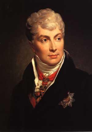 Graf Clemens Metternich