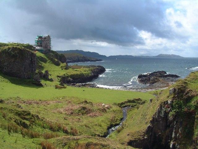 gylen castle is located - photo #32