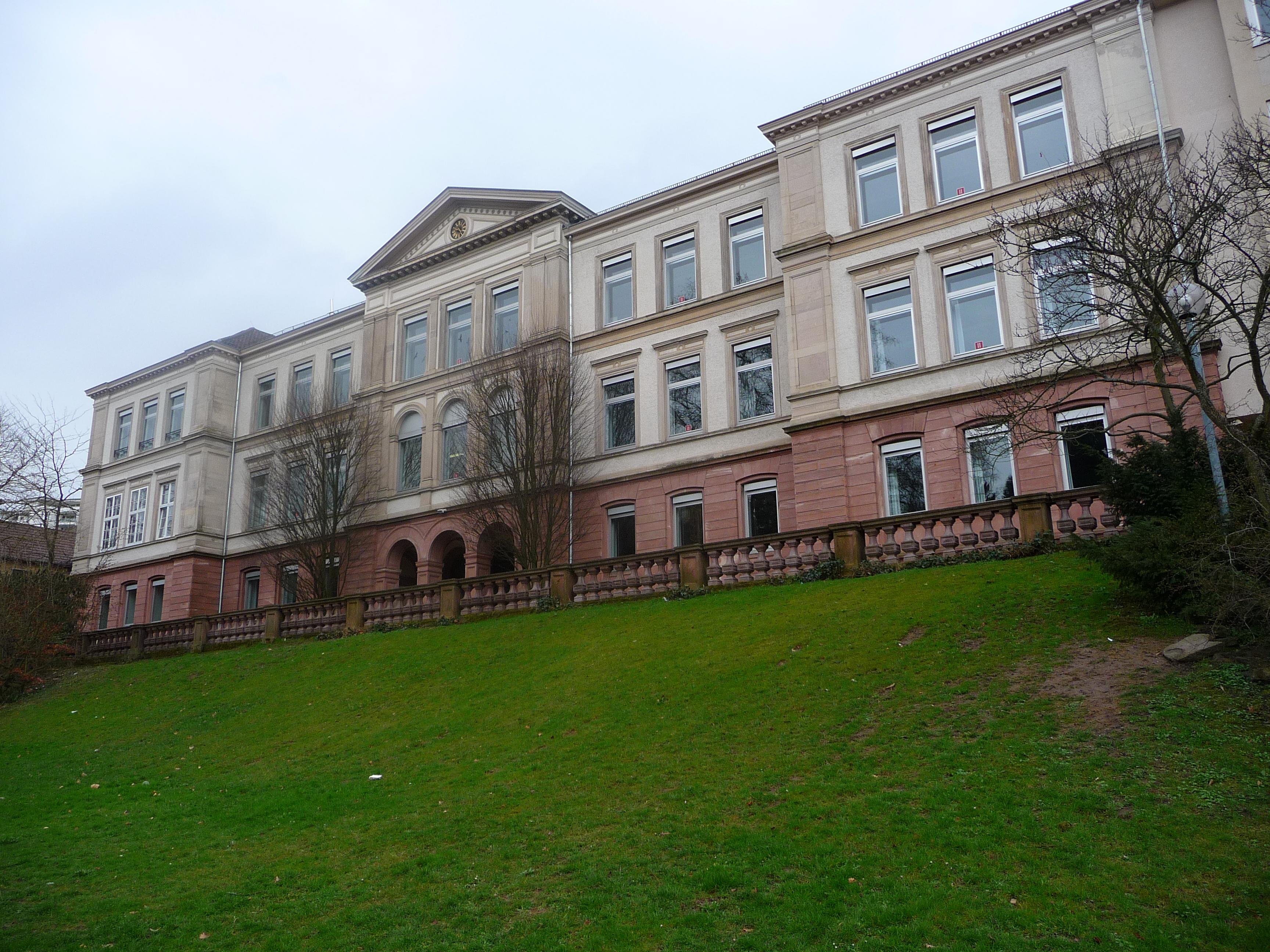 Baden Baden Gymnasium