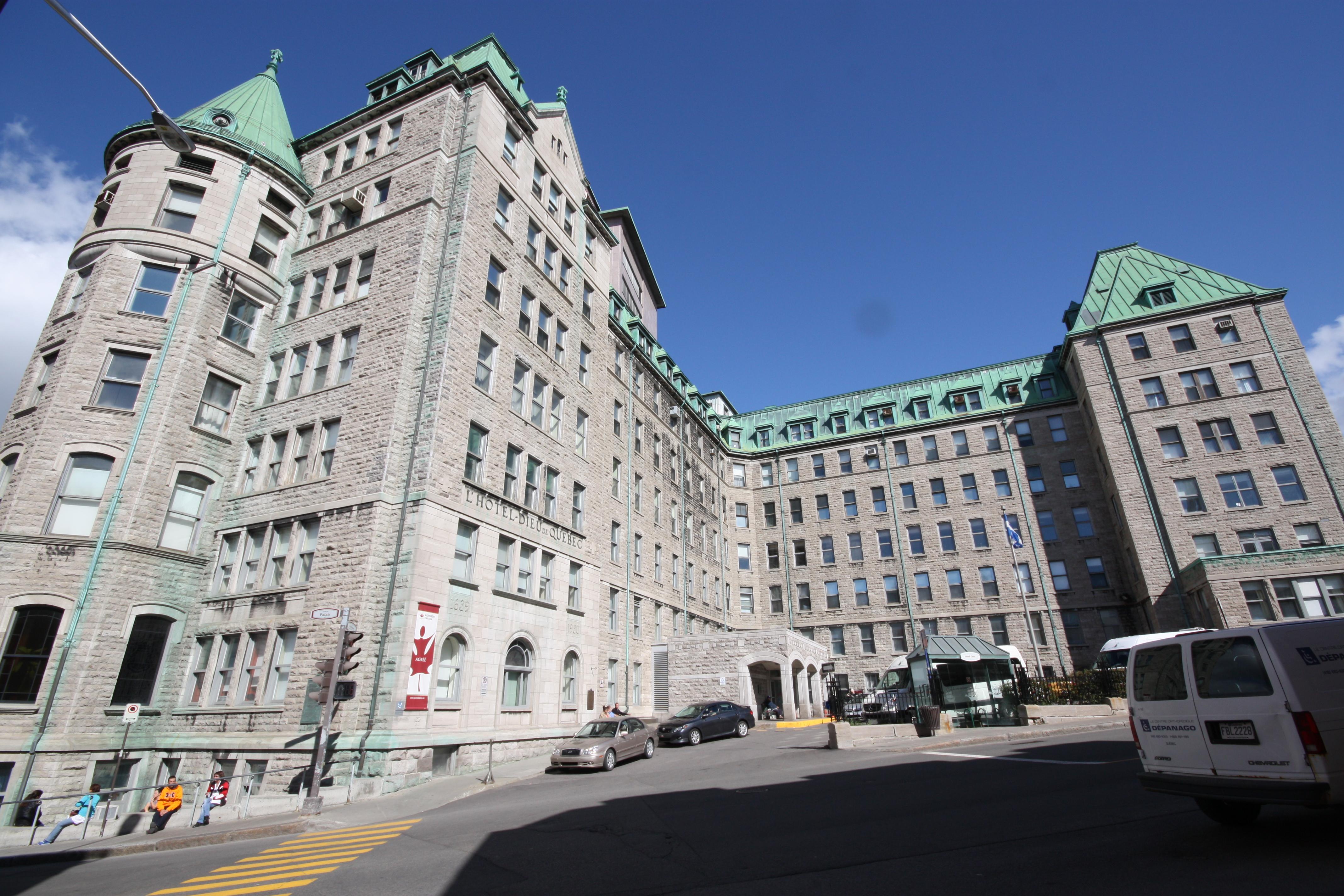 L Hotel Du Vieux Quebec