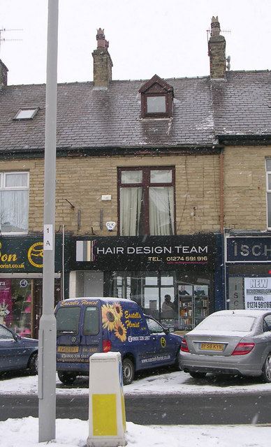 Hair Design Team Shipley 117