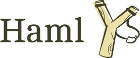 Haml (HTML Abstraction Markup Language)