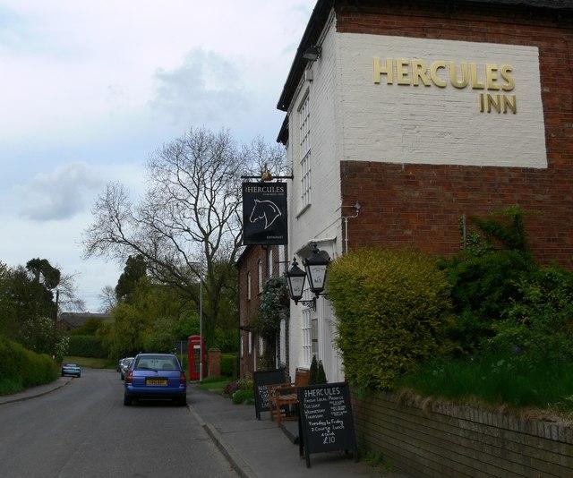 Hercules Inn, Sutton Cheney - geograph.org.uk - 1320447