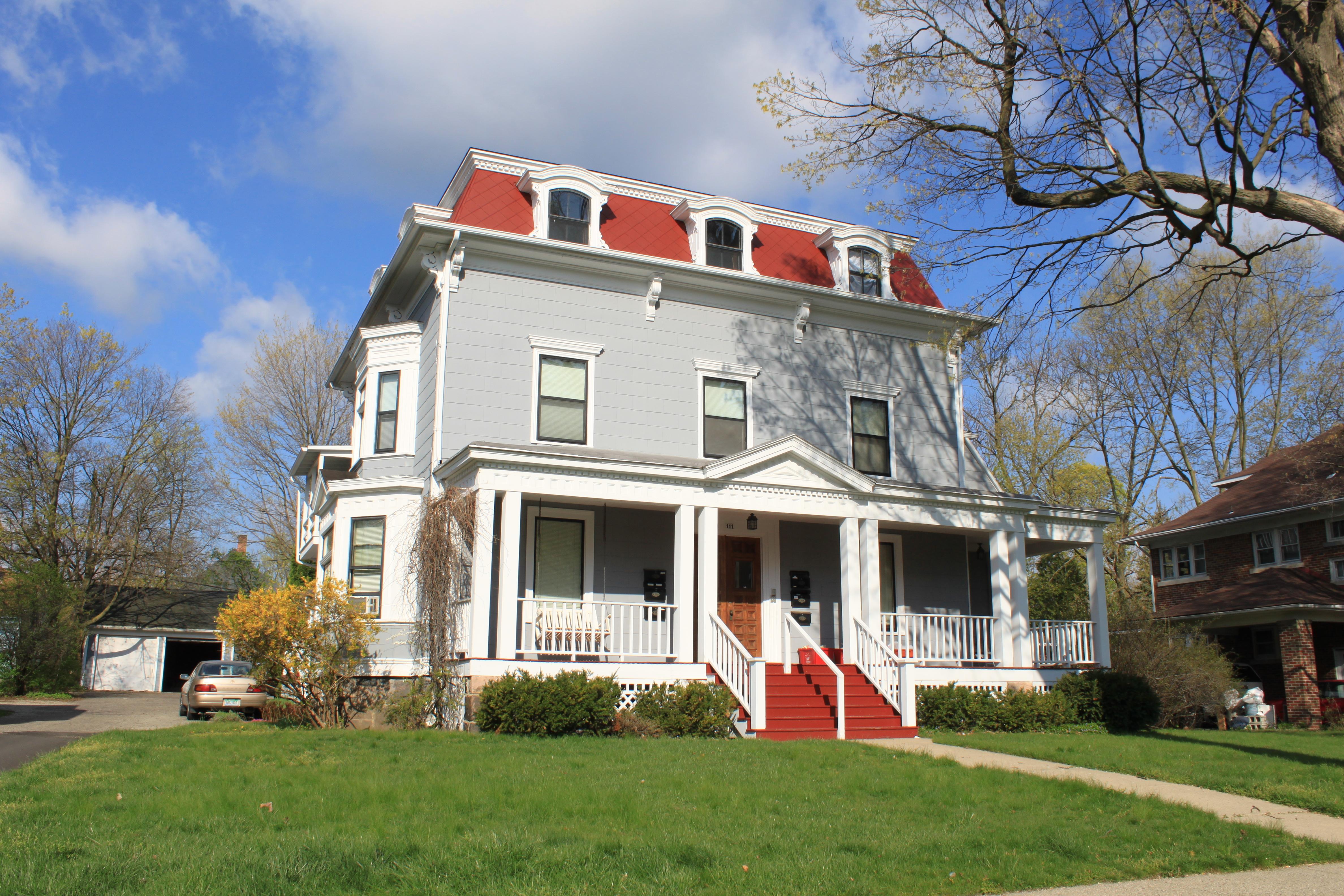File Historic House 111 North Normal Ypsilanti Michigan