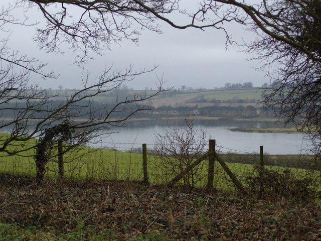 Hollowell Reservoir from Welford Road. - geograph.org.uk - 935170