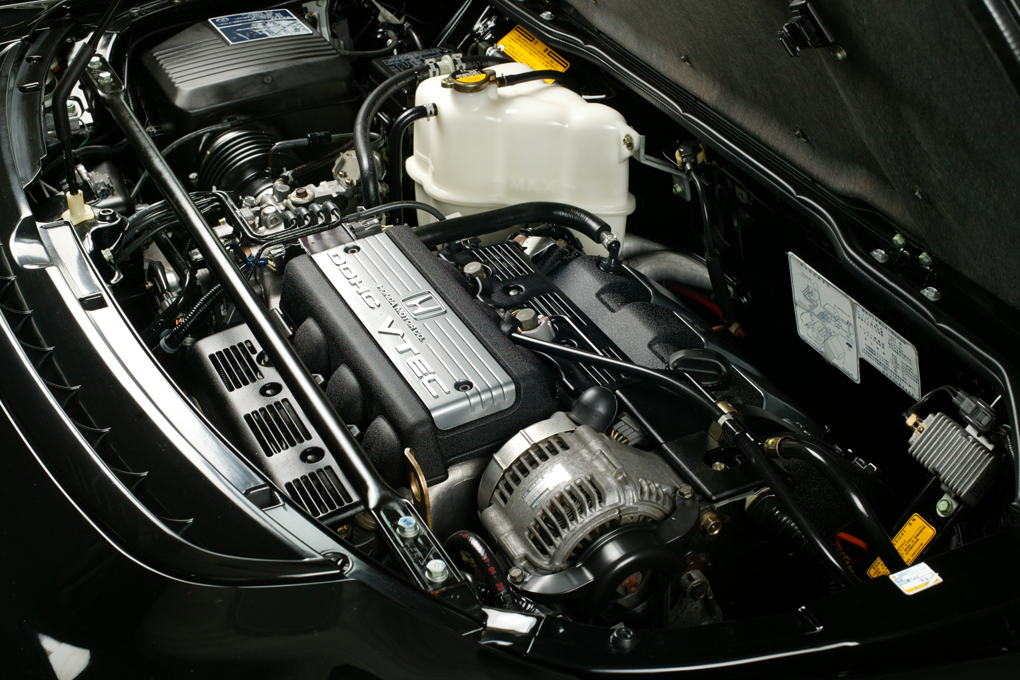 Honda C Engine