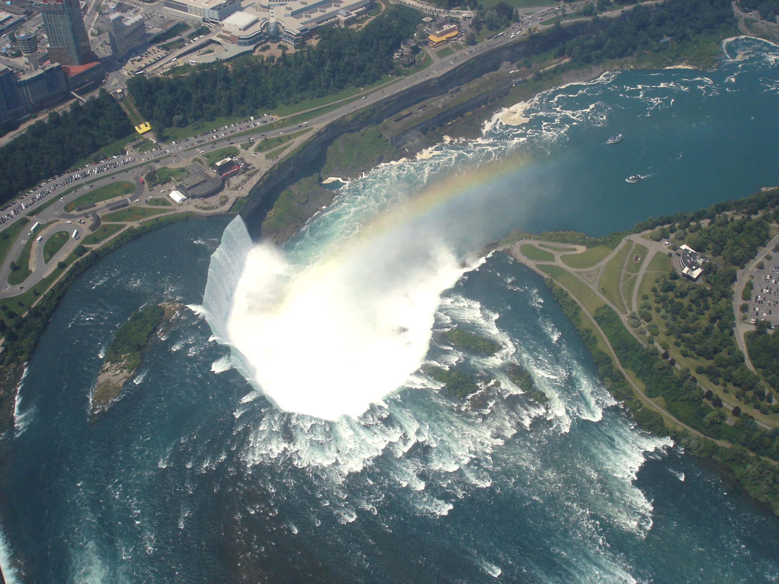 Niagara Falls Helicopter Tours From Toronto