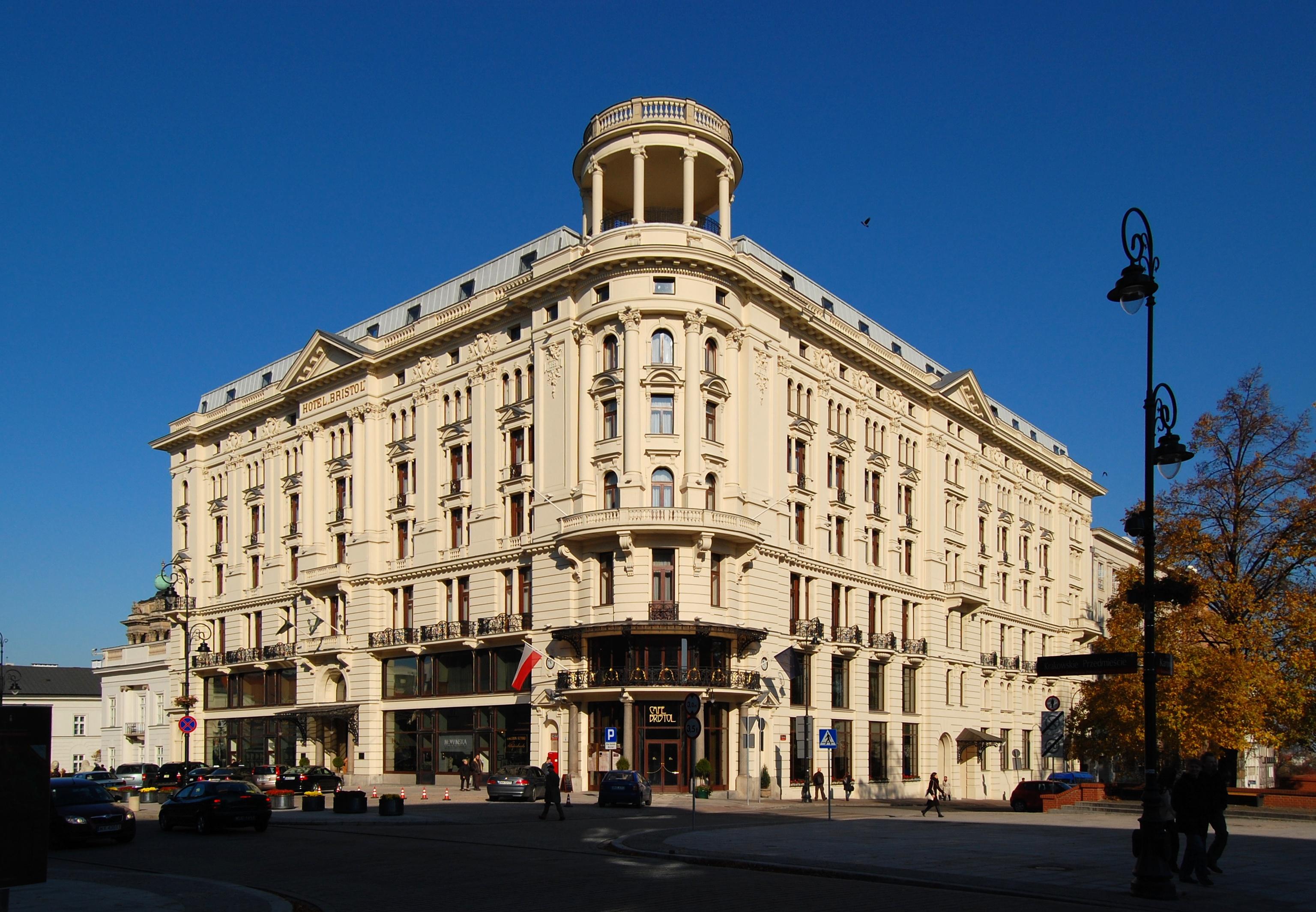 The Bristol Hotel Bristol Parking