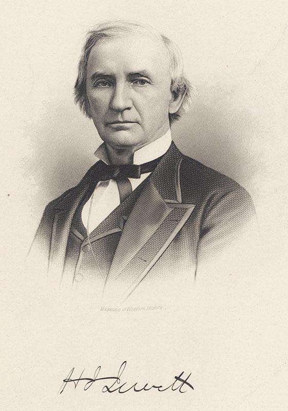 Hugh J . Jewett