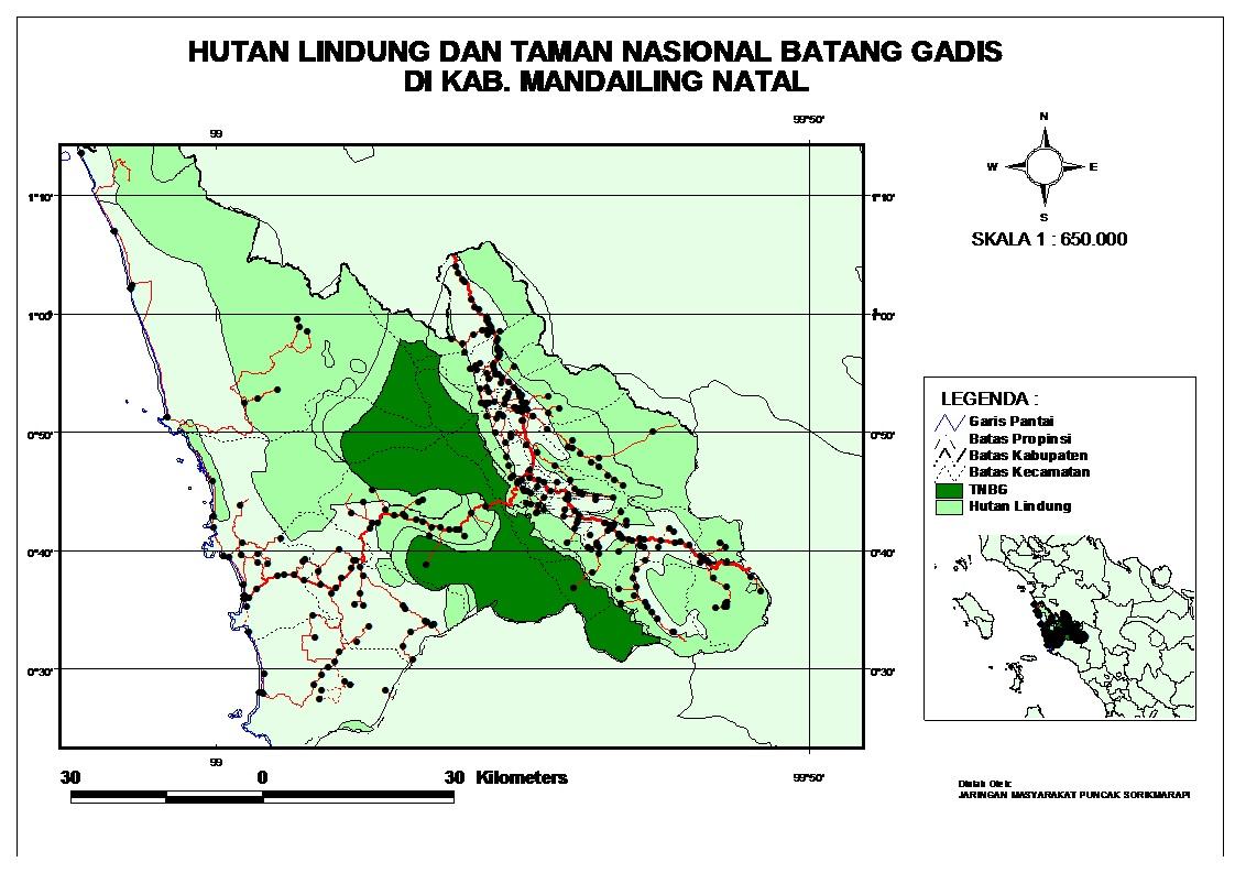 Mandailing Natal Regency - Wikipedia
