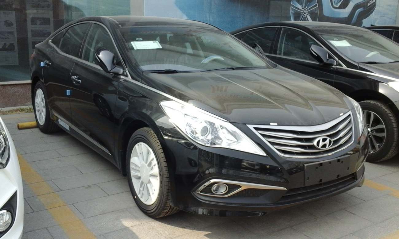 autoevolution photos for updates hyundai azera year news model