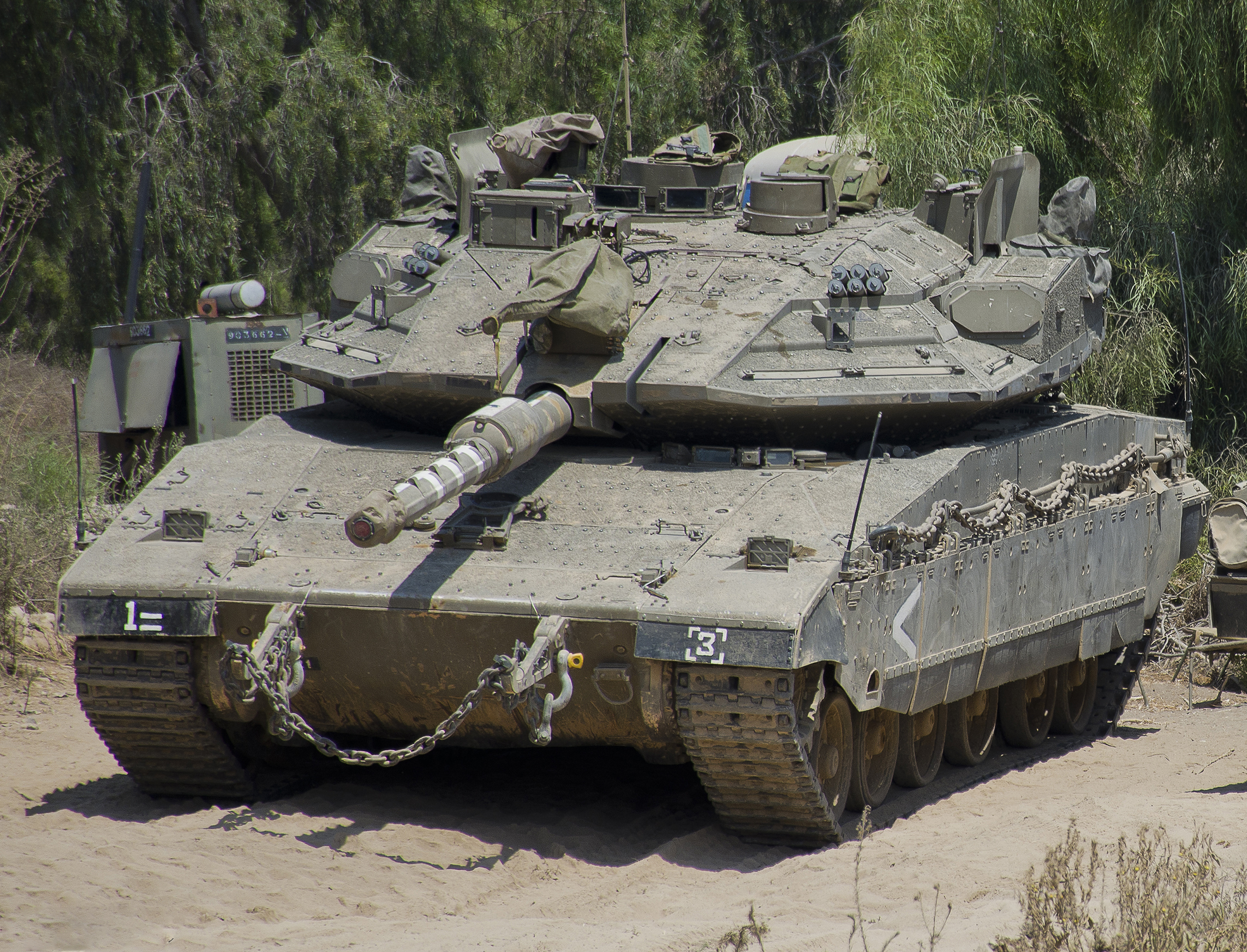 Merkava Tank Schematic Wiring Library