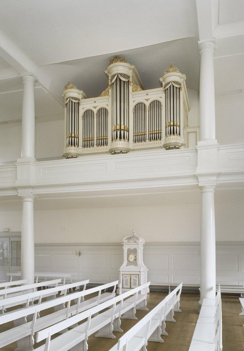 Datei:Interieur, aanzicht orgel, orgelnummer 1748 - Zeist - 20417360 ...