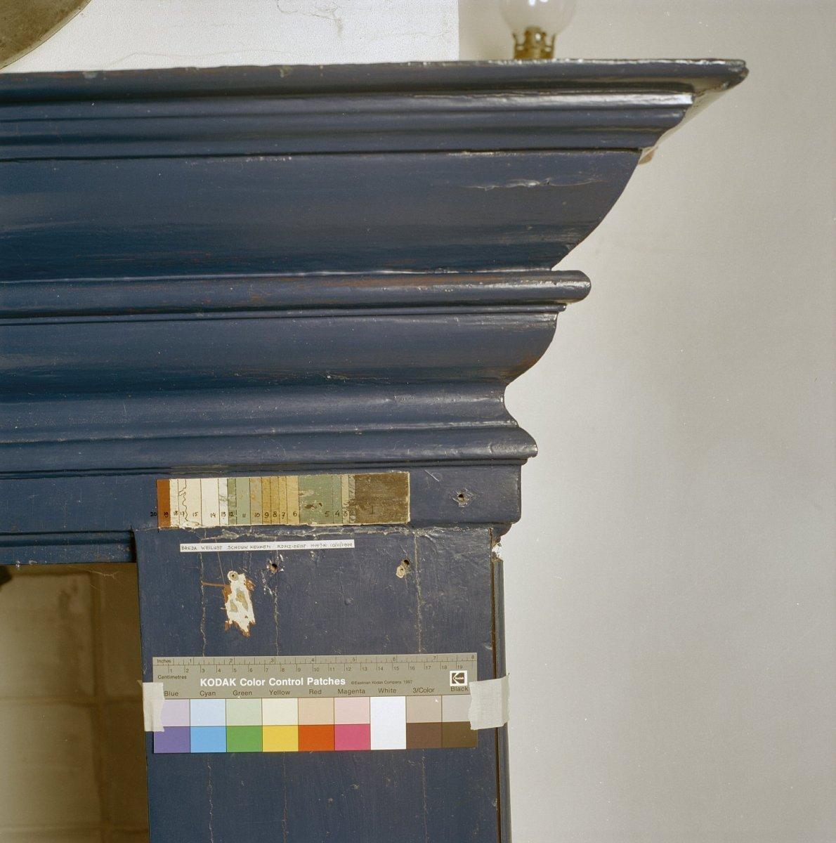 File interieur keuken schouw met kleurtrap breda for Interieur keuken