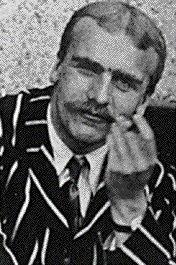 Portrait of J. B. S. Haldane