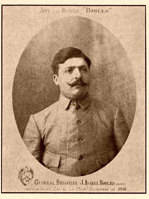 José Isabel Robles - Wikiwand