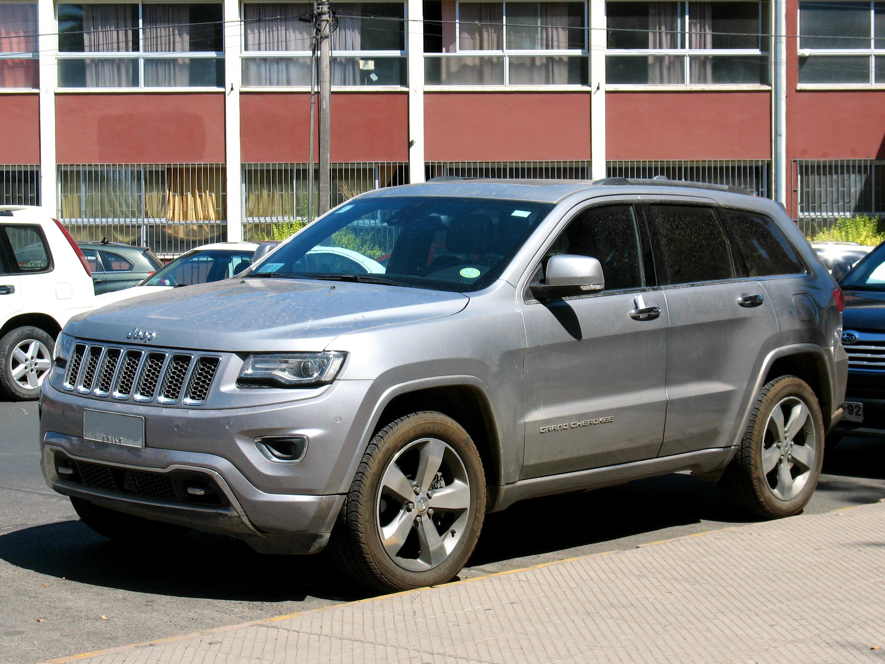 jeep grand wj cherokee of images overland