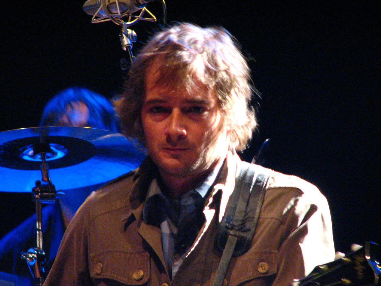 John Stirratt en 2007.