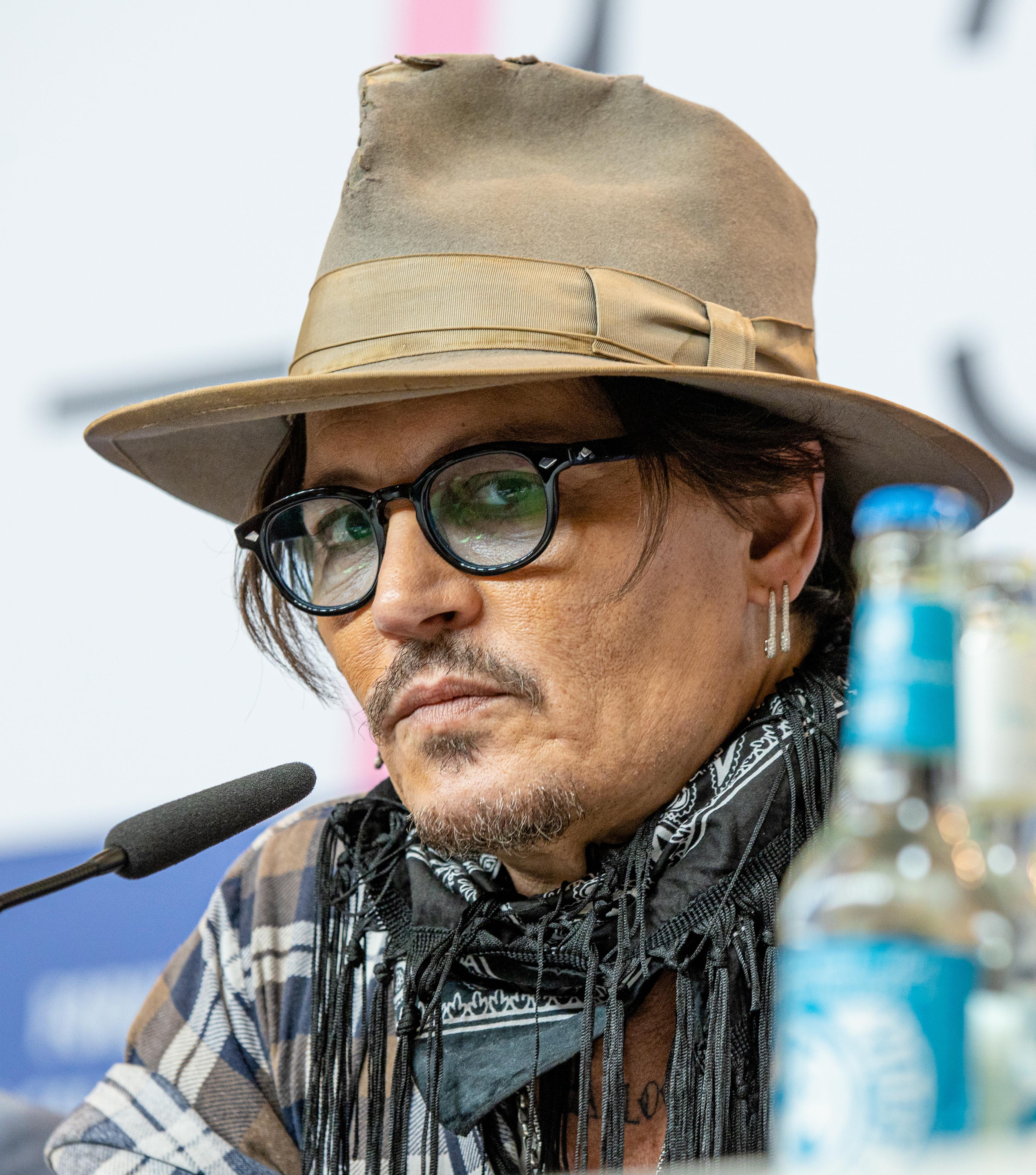 Johnny Depp - Wikipedia