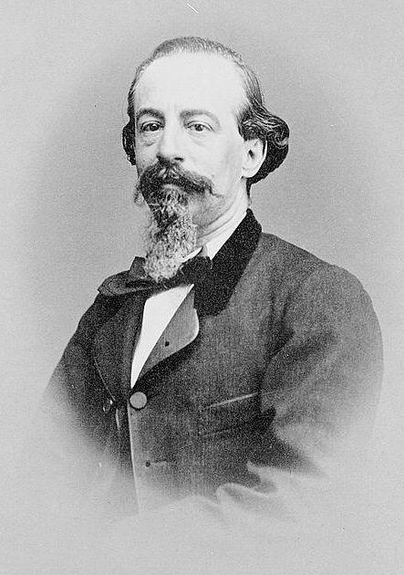 El poeta José Zorrilla