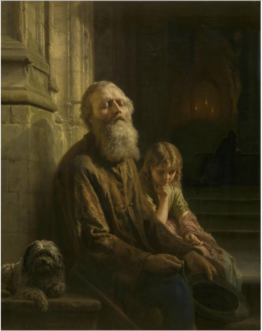 Image result for beggar painting