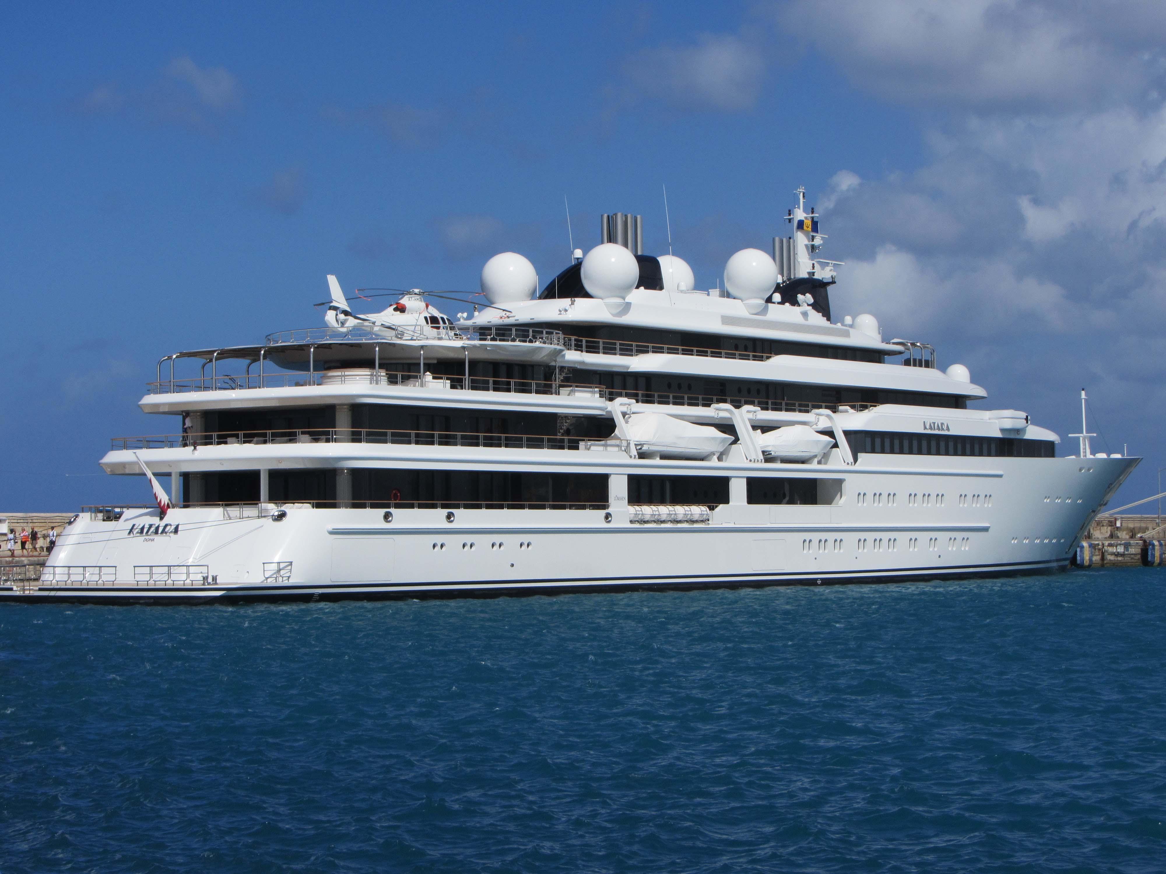 Modernste yacht der welt  Liste der längsten Motoryachten – Wikipedia