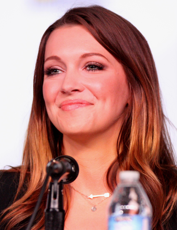 Katie Cassidy Comic-Con