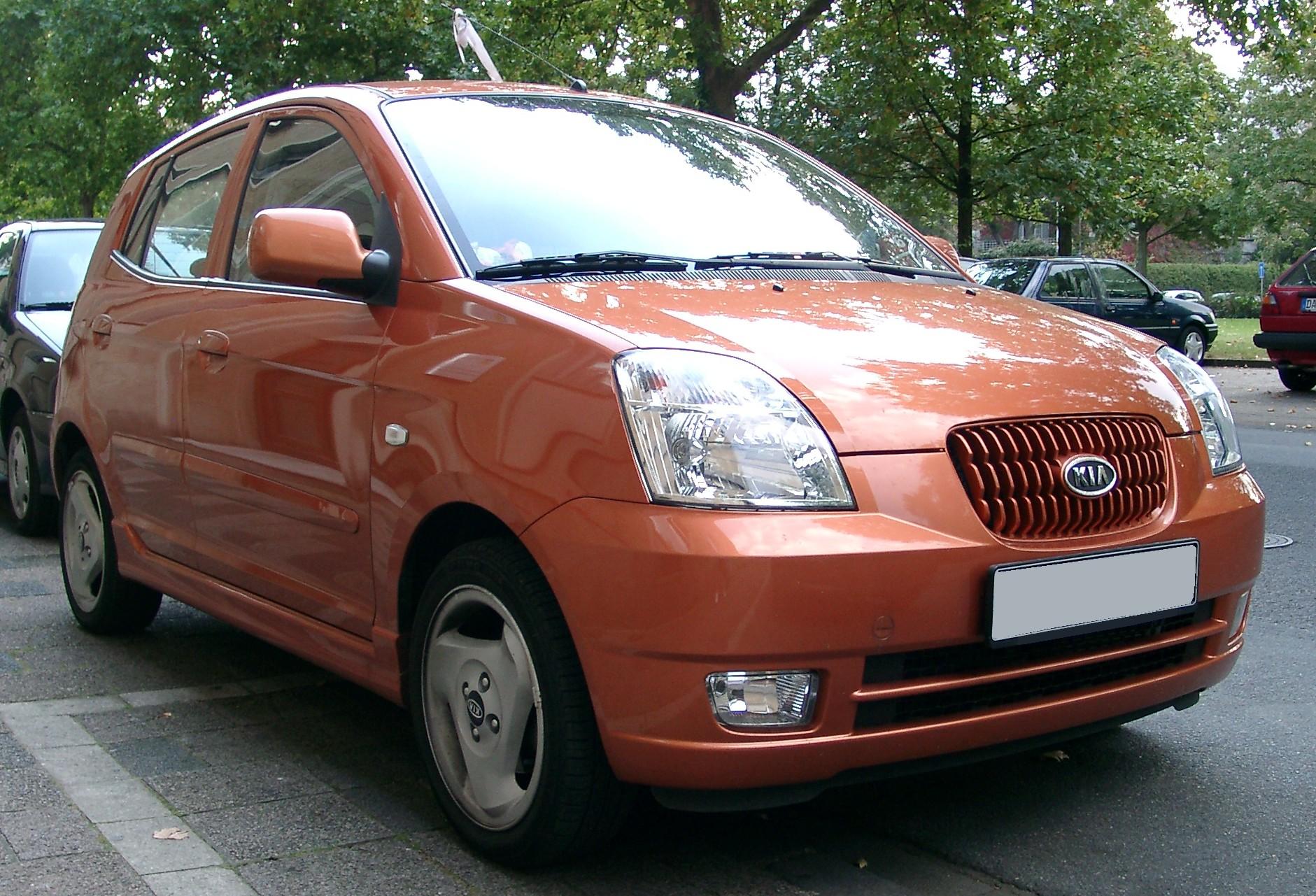 File:Kia Picanto front 20070924.jpg