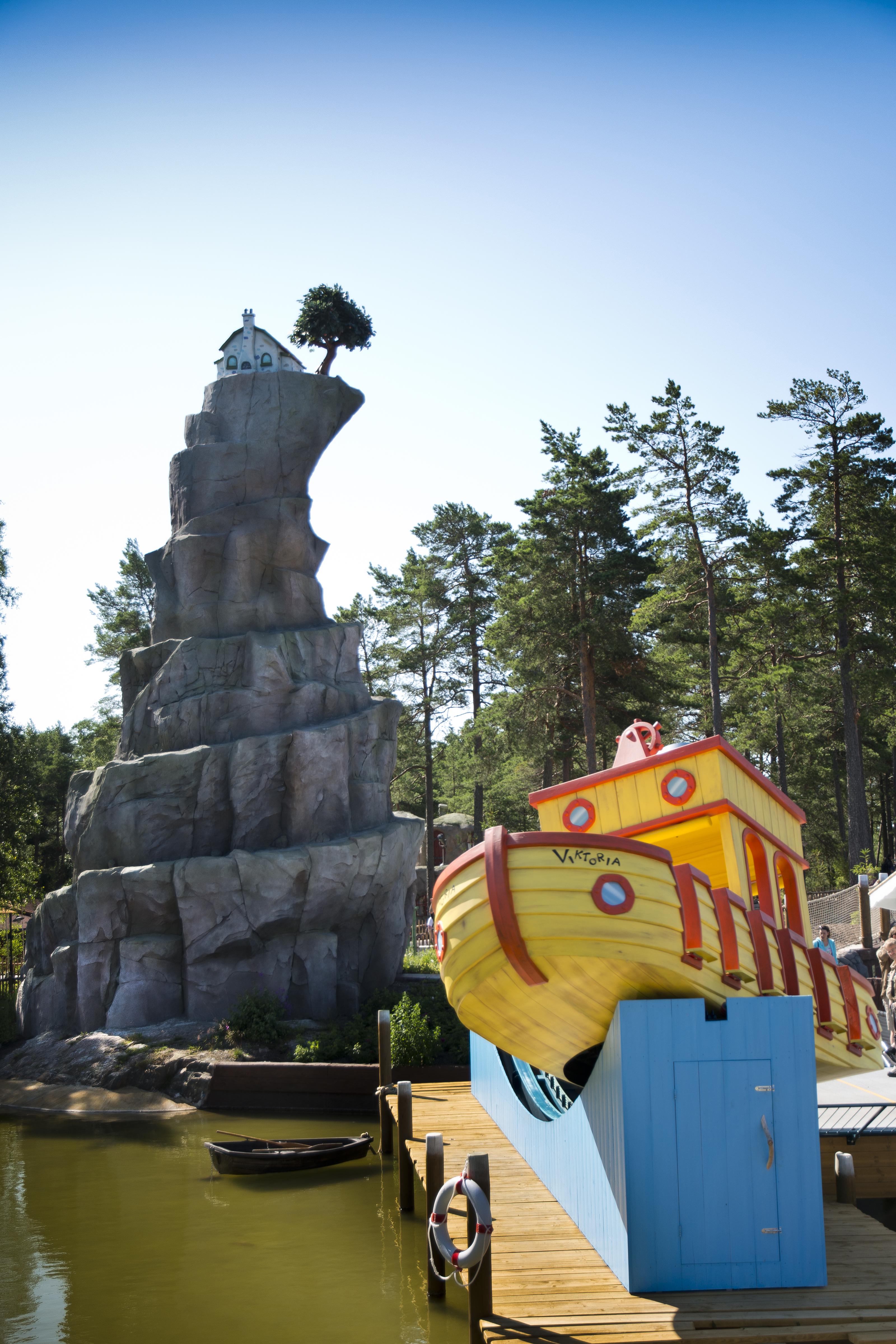 Filekolmårdens Djurpark Bamses Värld 6jpg Wikimedia Commons