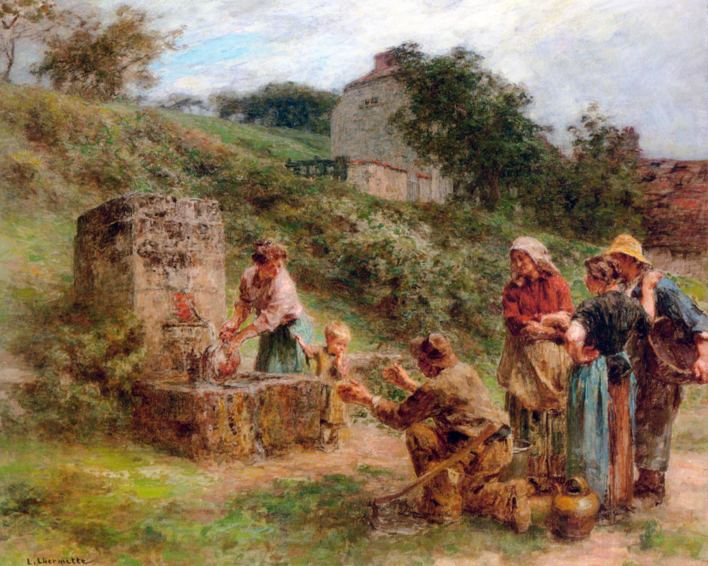W Harris Oil Paintings