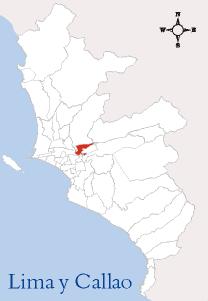 Distrito De El Agustino Wikipedia La Enciclopedia Libre