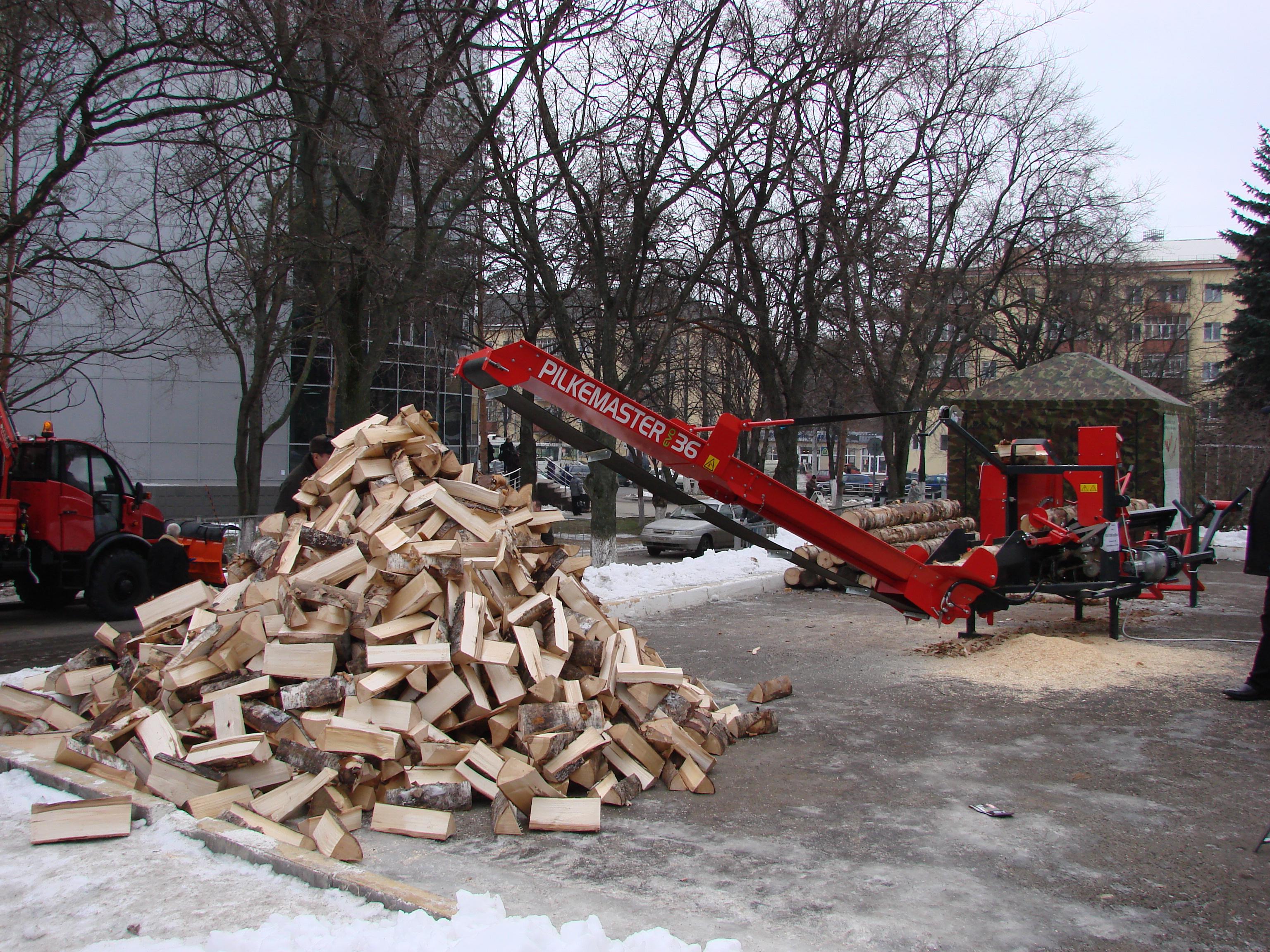 What Size Log Splitter Do I Need