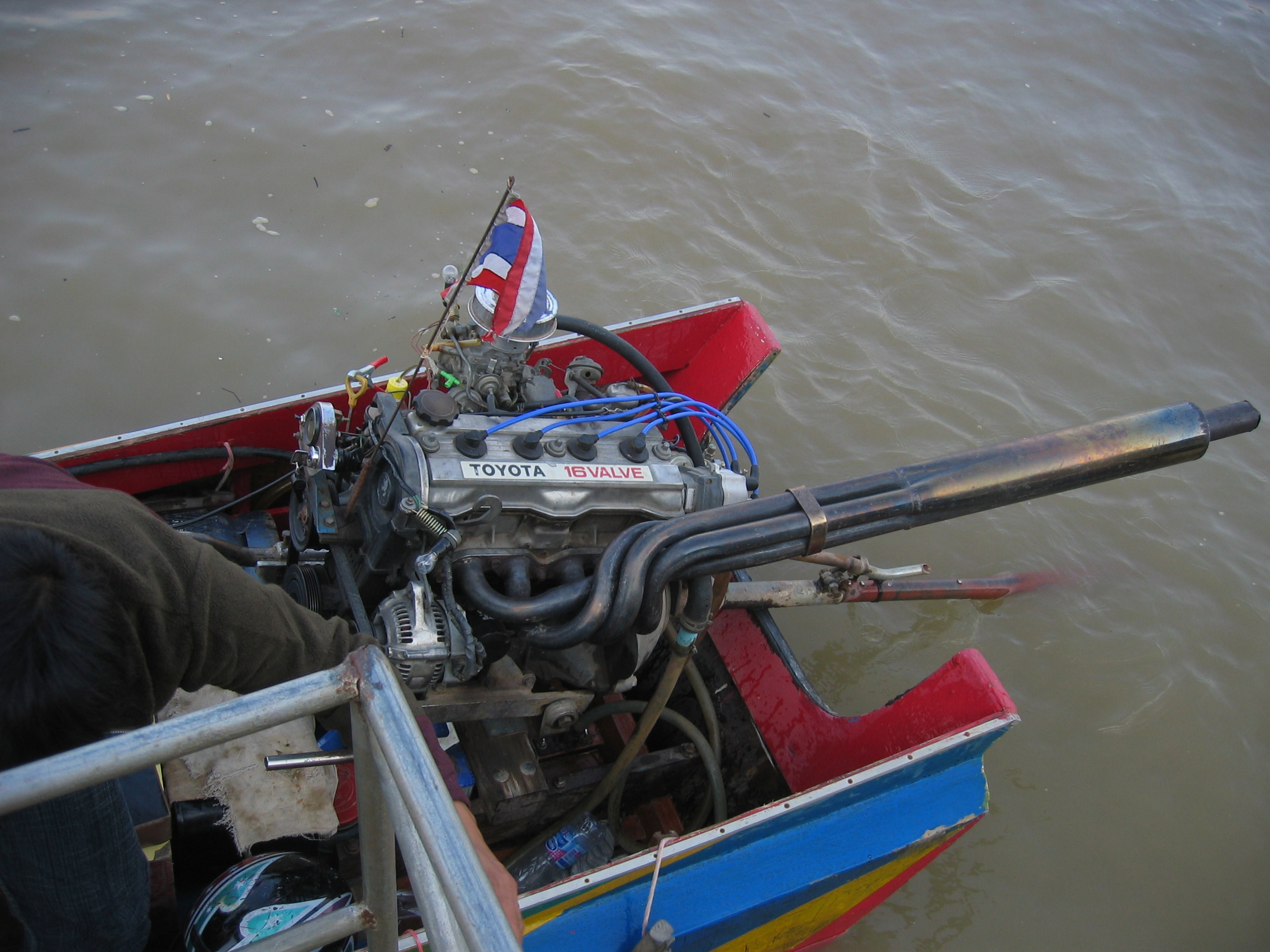 Mud Motor Plans Build Your Own Long Tail Mud Motor Or ...