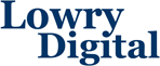 Lowry Digital logo