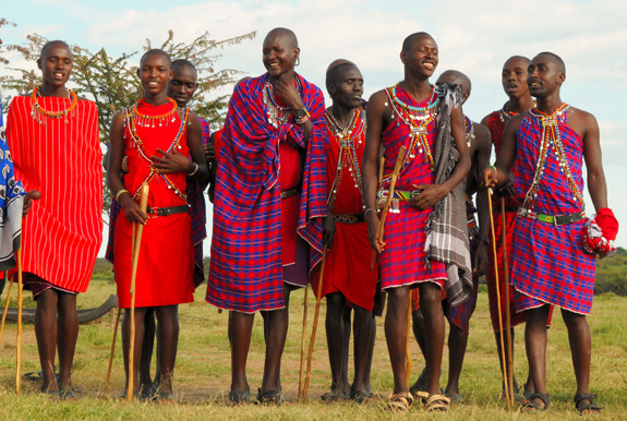 Image result for maasai