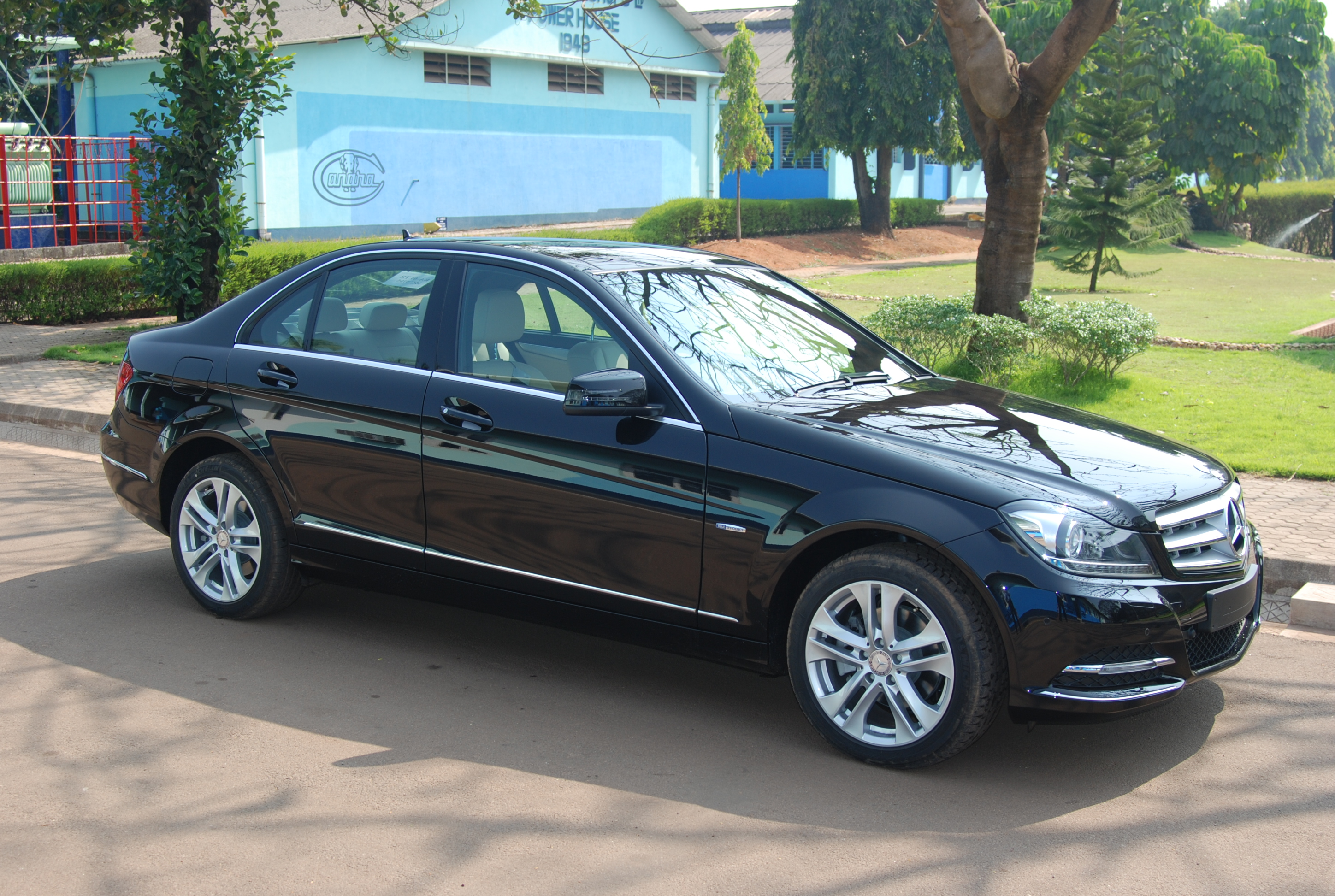 Mercedes Benz C Class  Price In South Africa