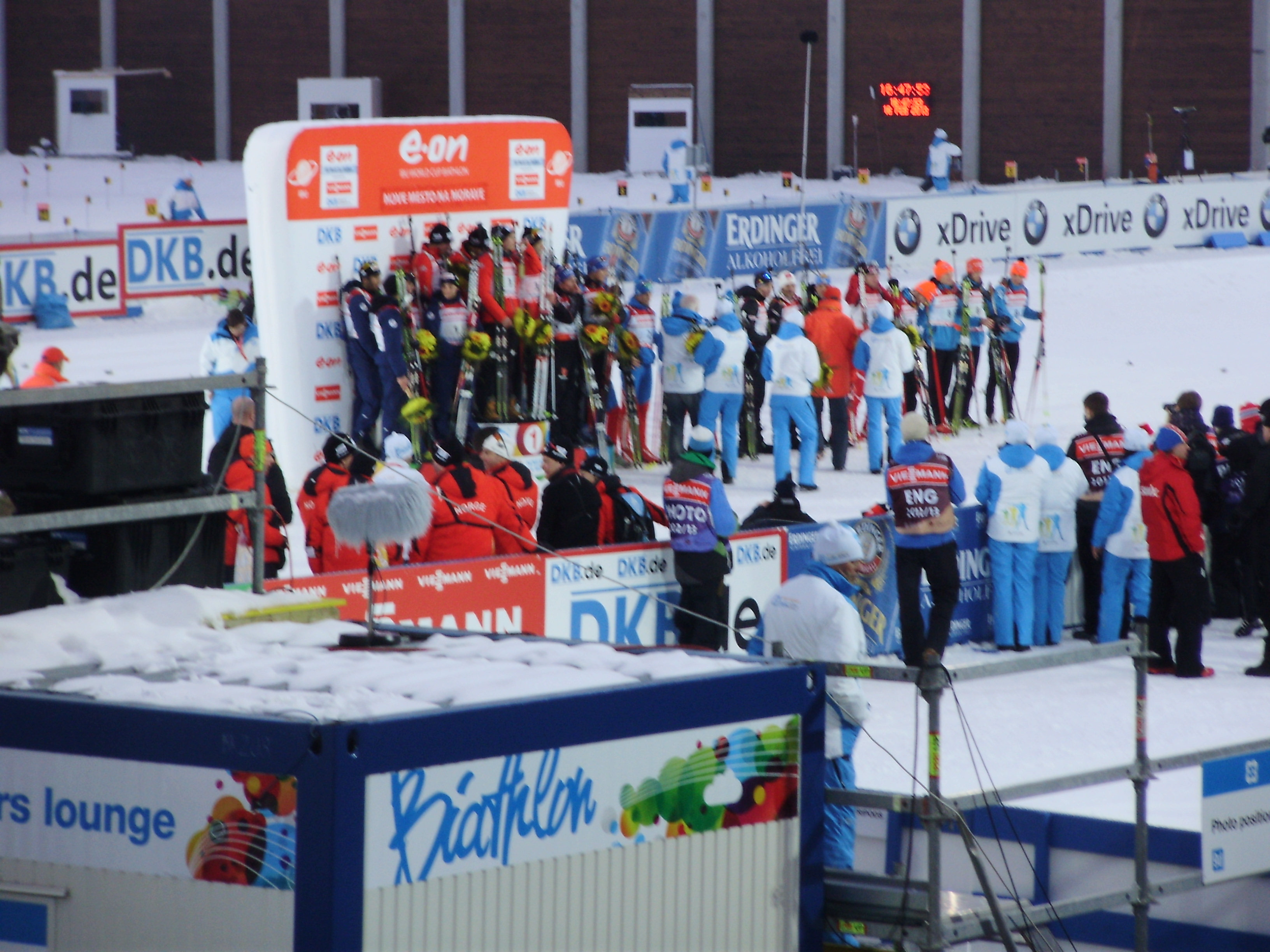 VM i skiskydning 2013