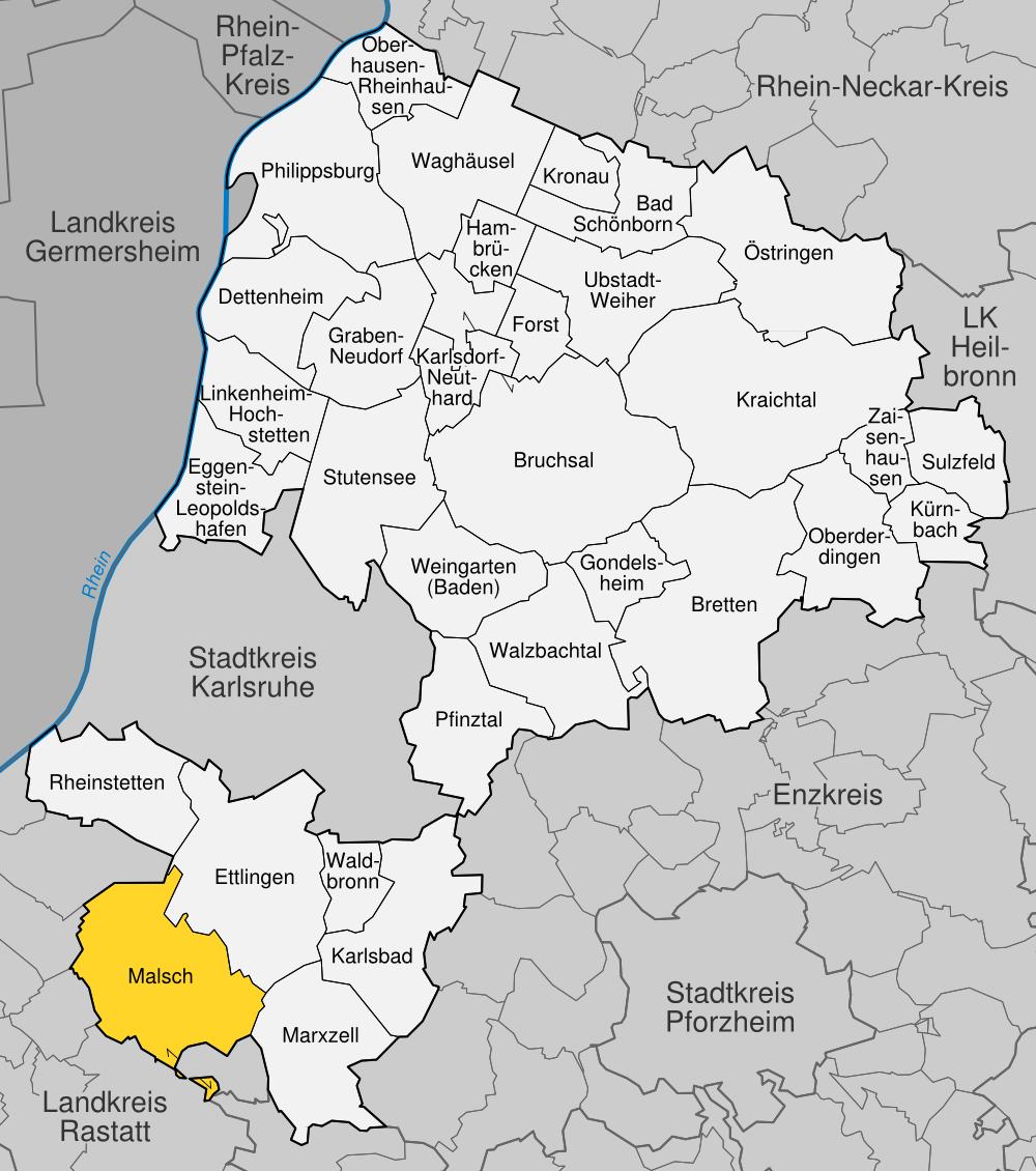 Bildergebnis für Malsch baden-Württemberg