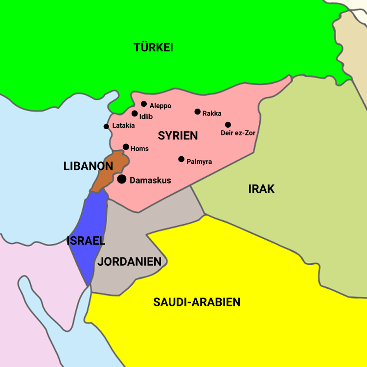 File:Map Syria and Middle East.png - Wikimedia Commons